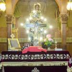 cum se vede Romania din Sofia Bulgaria biserica Sfanta Treime interior 2