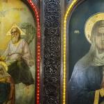 cum se vede Romania din Sofia Bulgaria biserica Sfanta Treime interior 3