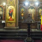 cum se vede Romania din Sofia Bulgaria biserica Sfanta Treime interior 4