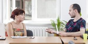 interviu Catrinel Popa Facultatea de Litere din Bucuresti Vasile Alecsandri interior 2