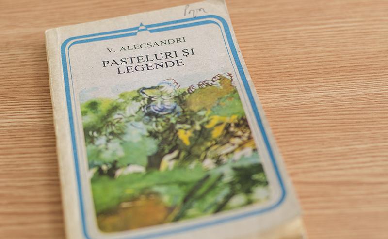 """""""«Pastelurile și Legendele» reprezintă, din poezia lui Vasile Alecsandri, piese de rezistență"""", crede Catrinel Popa"""