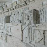 istoricul Mariana Petrut Complexul Tropaeum Traiani Adamclisi romani daci interior (10)