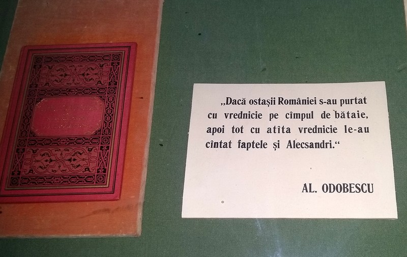 rusine nationala mormant Alecsandri Mircesti interior (16)