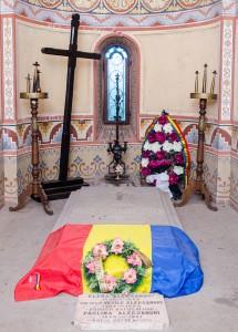 rusine nationala mormant Alecsandri Mircesti interior (3)