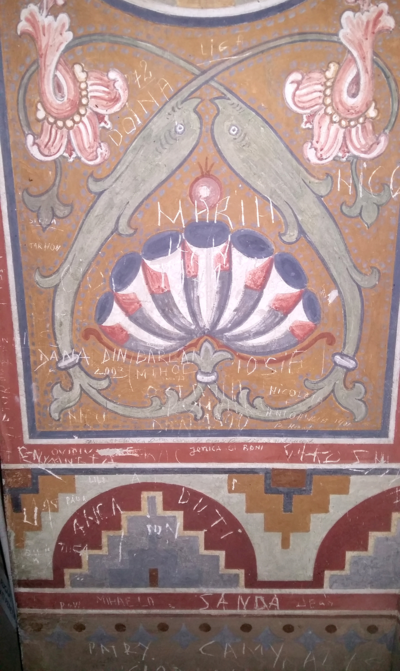 Imagini ruşinoase pentru România: mausoleul profanat al marelui poet Vasile Alecsandri