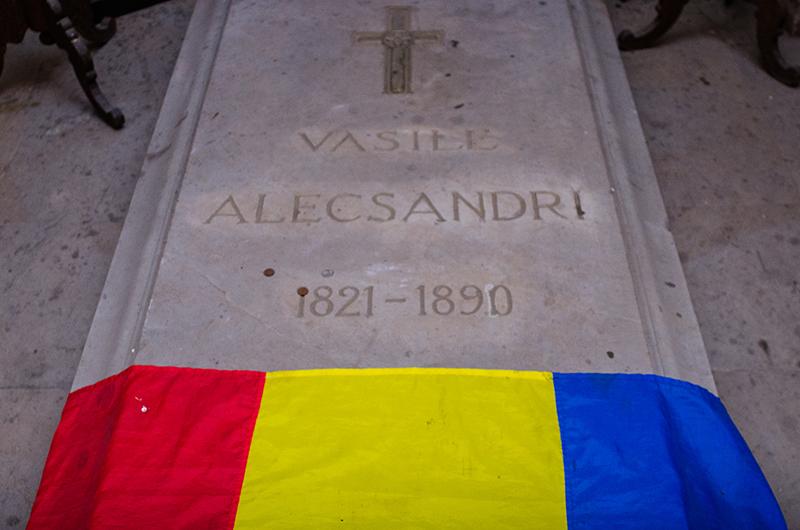 rusine nationala mormant Alecsandri Mircesti interior (8)