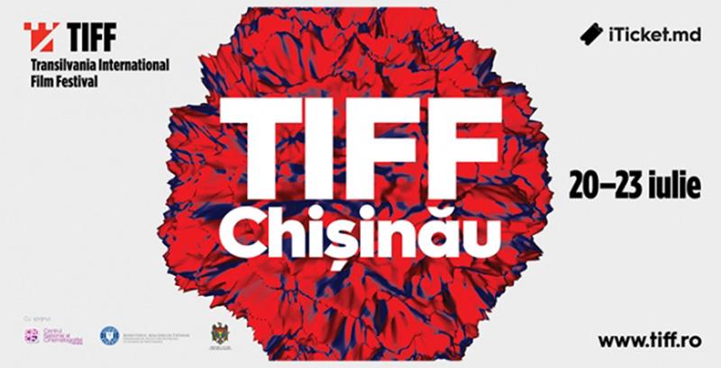 Prima ediție a TIFF în Basarabia vine la Chișinău