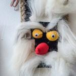 româncă Mirabela Busuioc Gura Humorului Bucovina măşti tradiţionale interior (7)