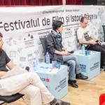 Dezbatere Independenţa României primul lungmetraj românesc film istorie panel Matricea Românească la Râşnov