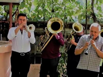 Fanfara ţărănească din Moldova muzica tradiţională Bogdan Simion