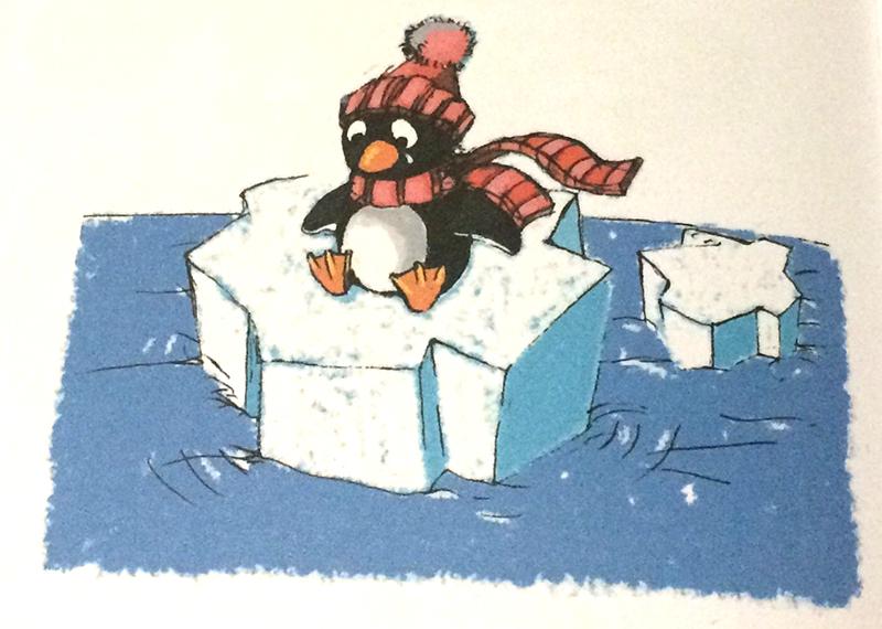 La Capul Nord, la Capul Nord, / Adăpostit într-un fiord / Şedea pe ţărm Apolodor / Posomorât şi gânditor (Gellu Naum, Cartea cu Apolodor)
