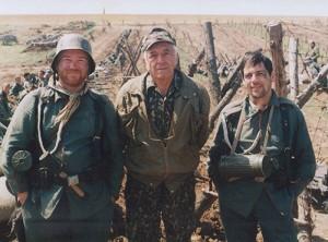 Sergiu Nicolaescu Triunghiul Mortii film istoric Romania Primul Razboi Mondial interior (1)