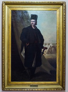 Tudor Vladimirescu văzut de Theodor Aman interior (1)