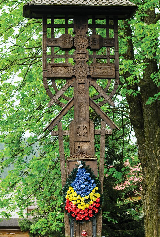 Imagine surprinsă la Mănăstirea Humor, Bucovina, în mai 2017. Credinţa şi speranţa în triumful Binelui sunt atribute care definesc substanţa poporului român