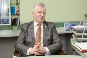 Ion Guceac vicepreşedinte Academia de Ştiinţe a Moldovei limba română interior 4