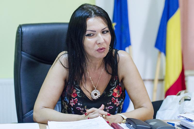 profesorul de Limba Română Carmen Bodiu cadru didactic identitate naţională educaţie România interior