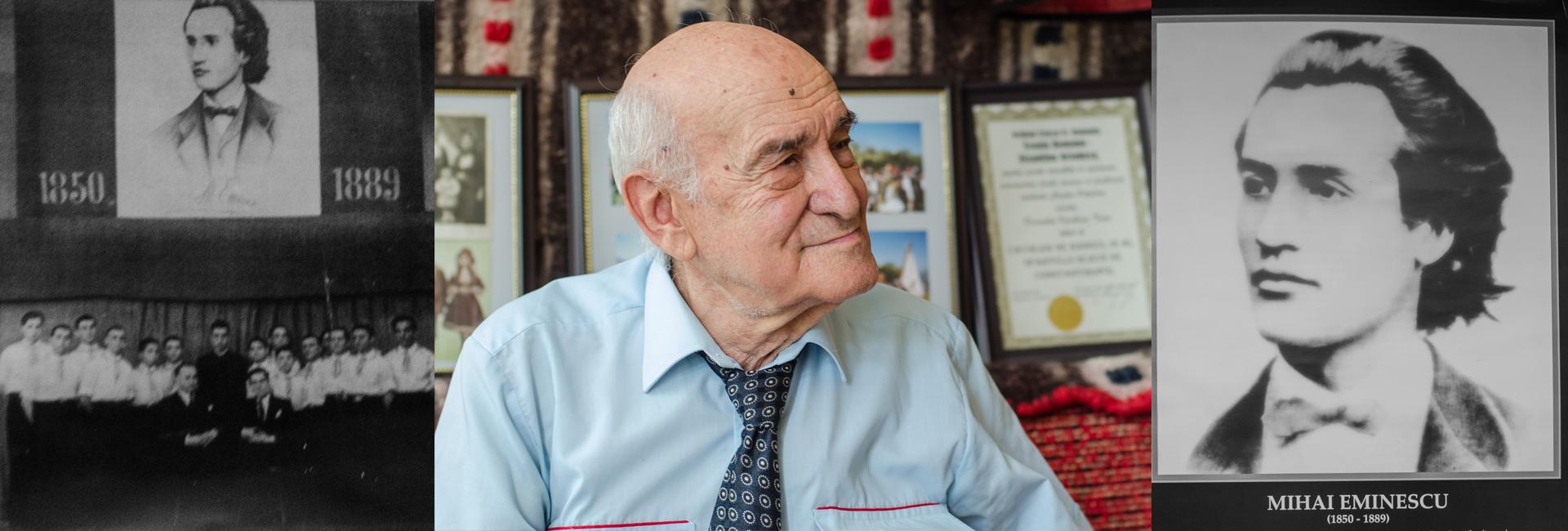 aromânul Toma Kiurkciev Sofia Bulgaria despre originea lui Eminescu slider