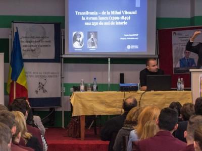istorie români Ioan-Aurel Pop la Întâlnirile Matricei Mihai Viteazul slider