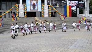 sărbatoare orașul Chisinau Basarabia Hramul Chisinaului interior