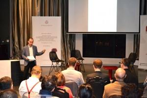 Întâlnirile Matricei. În deschiderea conferinței, Teodor Burnar, Vicepreședintele Matricii Românești