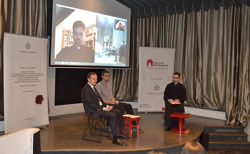 """Conferința """"1MB de credință: Sunt spiritul şi credinţa compatibile? Răspunsuri din perspectiva viitorului postuman al lumii noastre"""" - o dezbatere despre spirit, umanitate și tehnologie"""