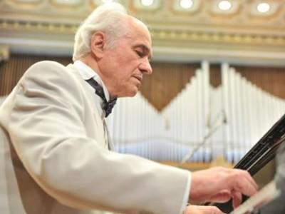 Eugen Doga compozitor român Basarabia patrimoniul UNESCO slider