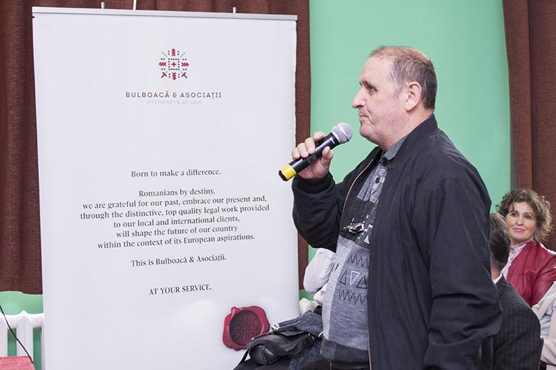Ioan-Aurel Pop la Întâlnirile Matricei IV despre genocid cultural în România, românii şi rolul lor în istorie întrebare public