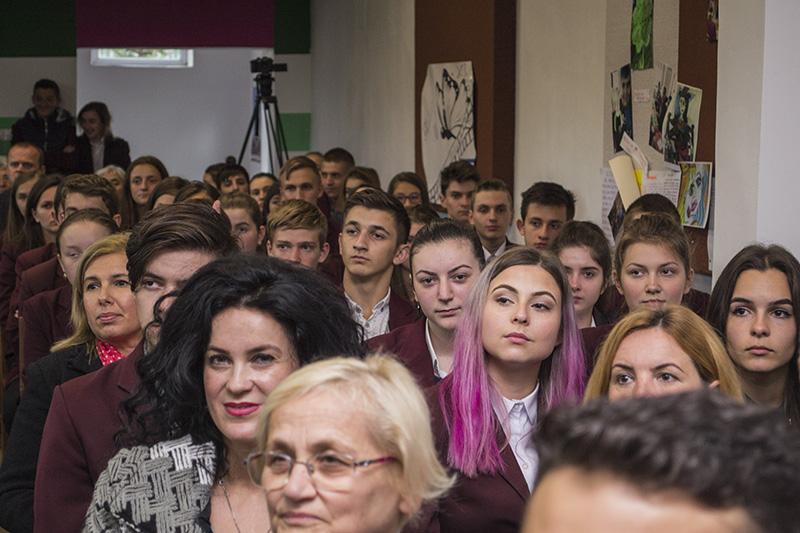 Am fost şi buni, şi răi: mesajul istoricului Ioan-Aurel Pop pentru tinerii liceeni din Câmpeni, la Întâlnirile Matricei IV