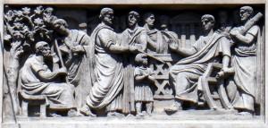 Mitologia romană - una dintre izvoarele prioritate ale miturilor precreștine