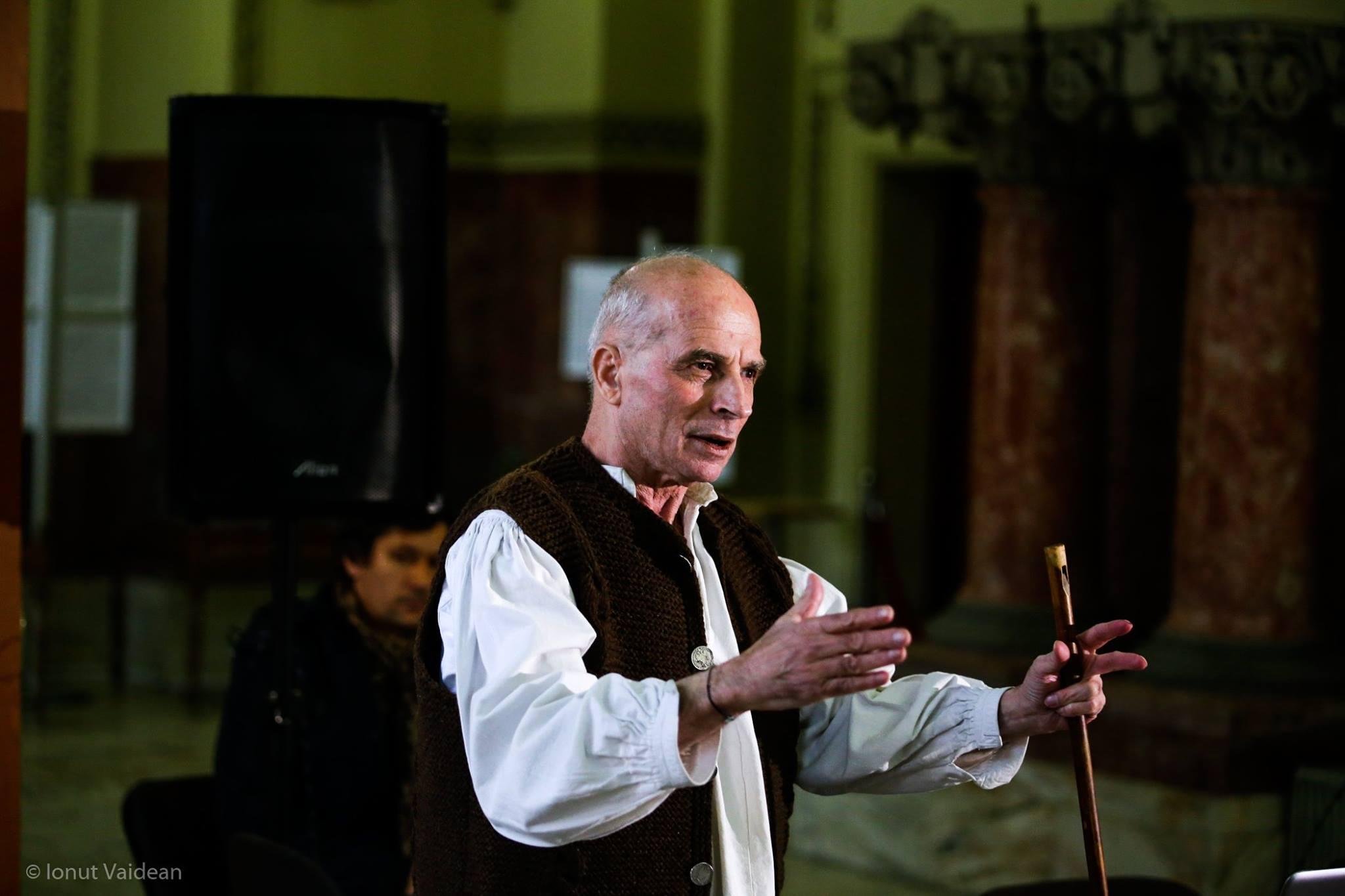 Artistul Grigore Leșe în recital special pentru Lansarea Revistei Matricea Românească