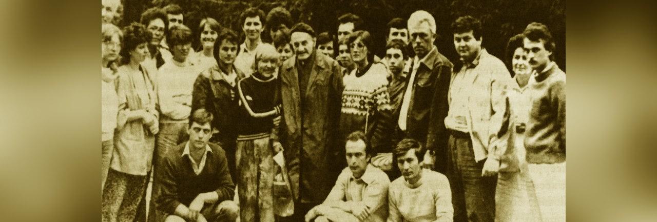 Constantin Noica Școala de la Păltiniș curent de cunoaştere și cultură model paideic slider