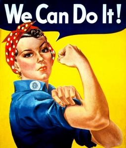Femeie de carieră. O imagine frecventă în societate de tip industrial