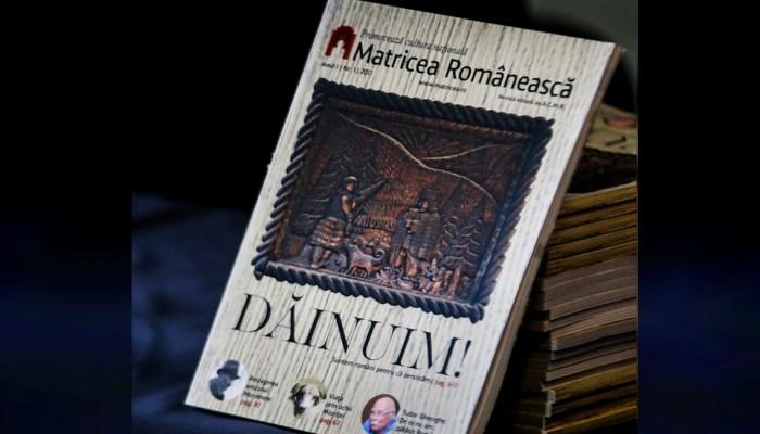Lansarea Revistei Matricea Românească la Sala Unirii din Alba Iulia slider
