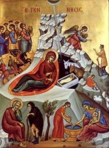 Nașterea Domnului este o refortificare a legământului de mântuire