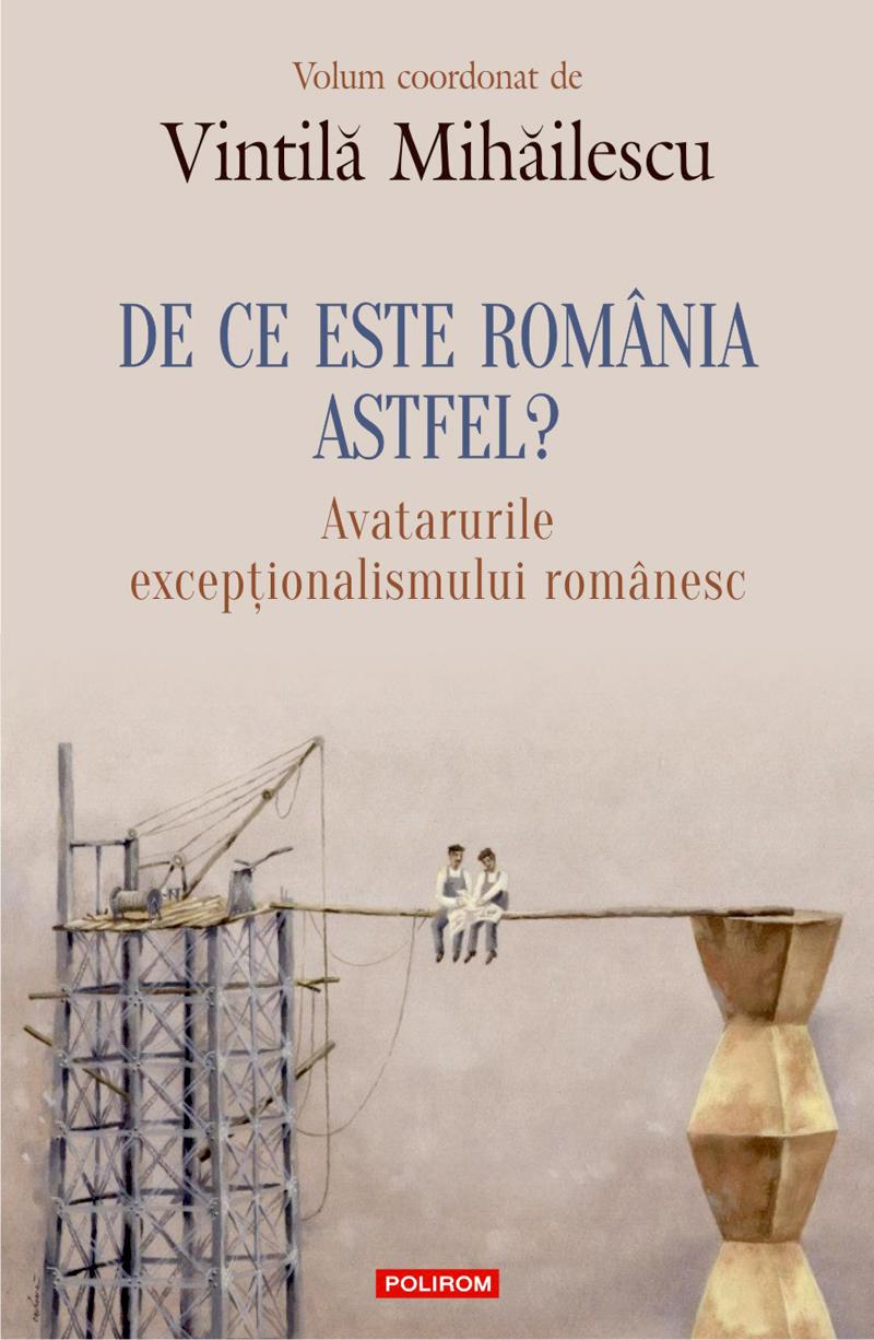 Volumul coordonat de către Vintilă Mihăilescu este o lucrare eseistică de analiză și sinteză sociologică, politologică și ideatică