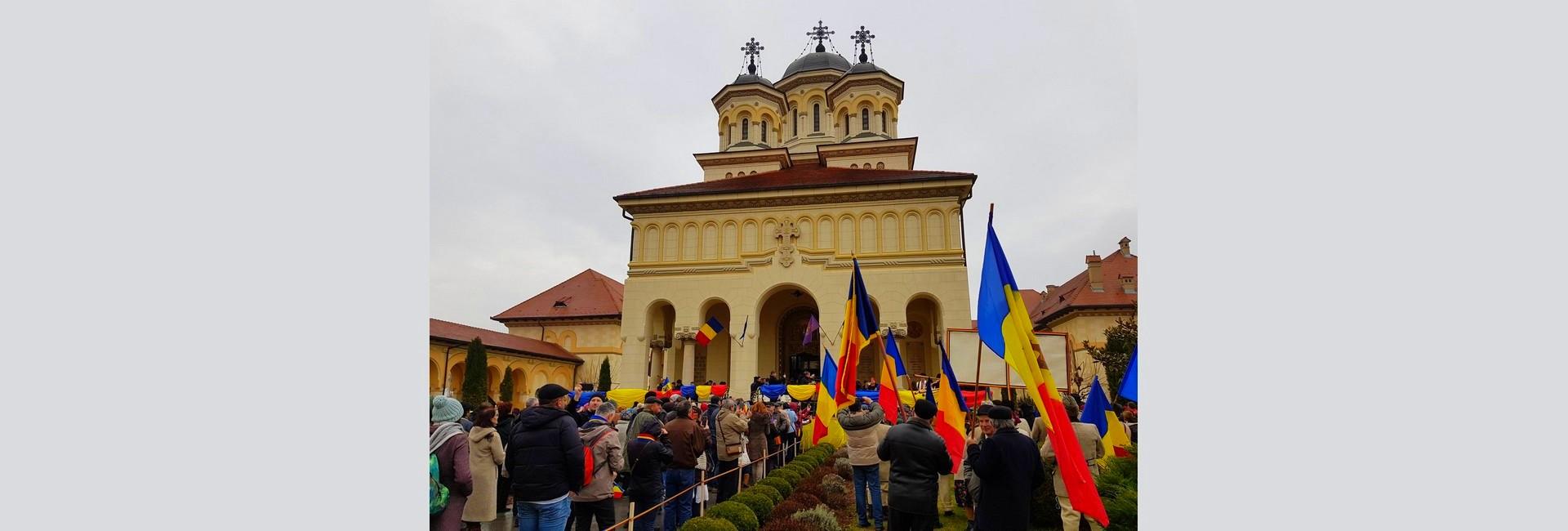 Ziua Națională a României la Alba Iulia slider