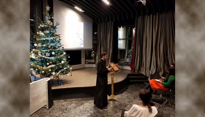 părintele Marcel Stavără cateheză Crăciun Nașterea Domnului Iisus Hristos slider