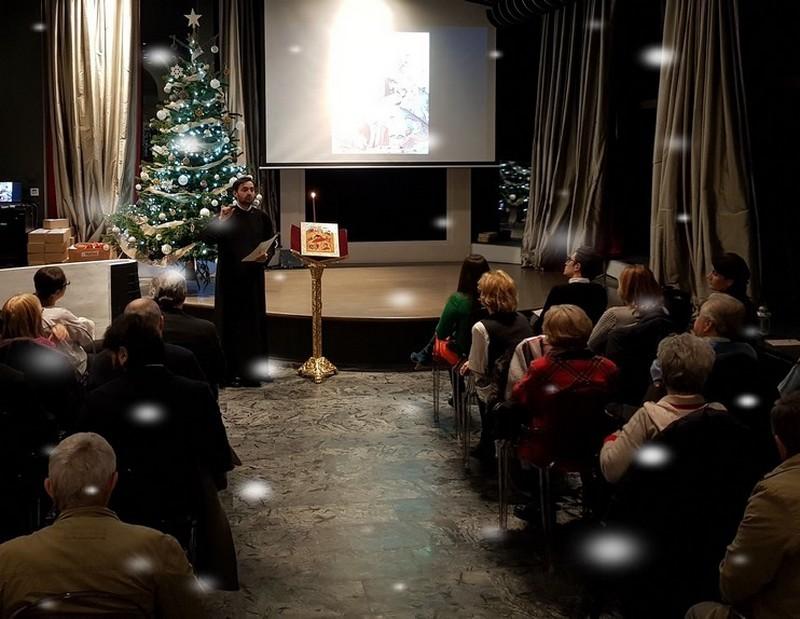 părintele Marcel Stavără despre taina Sărbătorii Nașterea Domnului Iisus Hristos