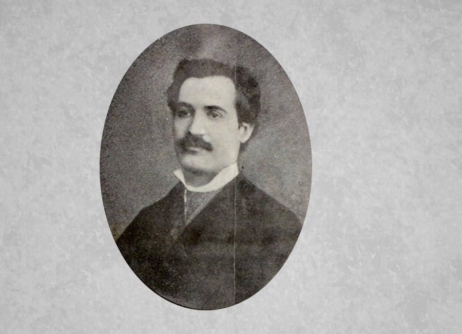 medalion literar geniu Mihai Eminescu slider