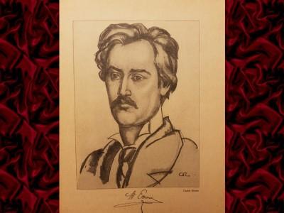 scrisoare roman epistolar Mihai Eminescu Veronica Micle România slider