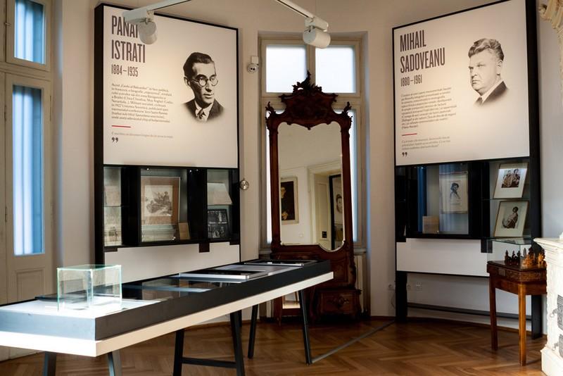 Muzeul Național al Literaturii Române muzeu cultură poezia românească literatura română