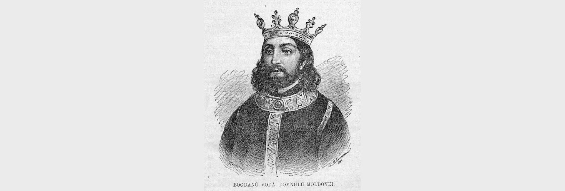 Bogdan I român Moldova independentă unguri slider
