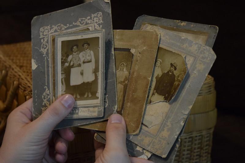 Din dragoste de înaintaşi, din dragoste de ţară: colecţia etnografică Marius Matei, de la Timişoara