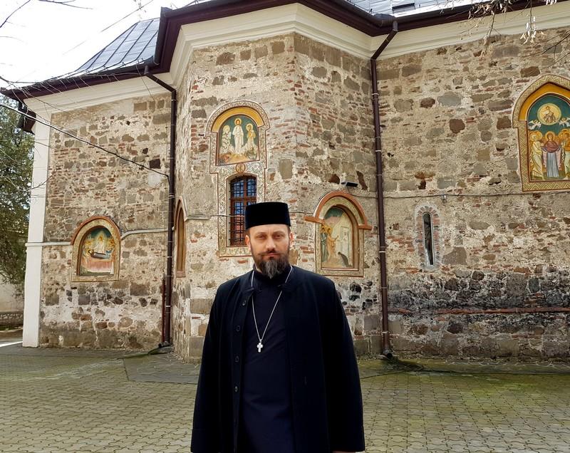 mănăstirea Hodoş-Bodrog Arad Marea Unire Ioan Ignatie Papp Vasile Goldiş părintele Nicolae