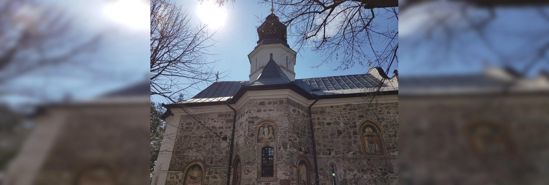 mănăstirea Hodoş-Bodrog Arad Marea Unire Ioan Ignatie Papp Vasile Goldiş slider