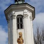 mănăstirea Hodoş-Bodrog Arad Marea Unire Ioan Ignatie Papp Vasile Goldiş turnul clopotniţă