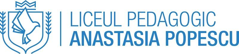 Liceul Pedagogic Ortodox Anastasia Popescu logo interior
