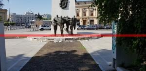 eroi Revoluţie Bucureşti profanare Memorialul Renaşterii (11)