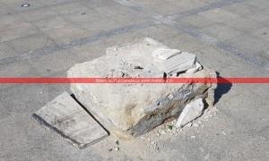 eroi Revoluţie Bucureşti profanare Memorialul Renaşterii (3)