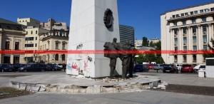 eroi Revoluţie Bucureşti profanare Memorialul Renaşterii (5)